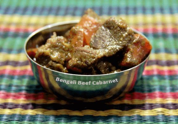Bengali Beef Cabarnet
