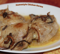 Homestyle-Chicken-Korma